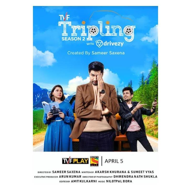 "Review - Tripling- ""Pichhli baar majboori ke wajah se road trip kiya tha, is baar bond karenge"